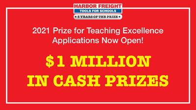 2021-04_Harbor Freight Prize_Digital ad