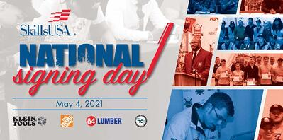 2021-04_National Signing Days_SkillsUSA 2021 NSD Poster